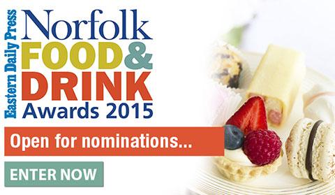Norfolk Food & Drink Awards 2015